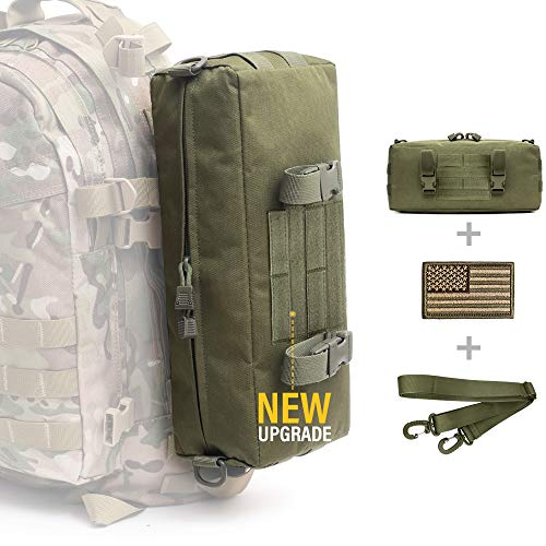 WYNEX Tactical Increment Molle Pouch, Vertical EDC Utility...