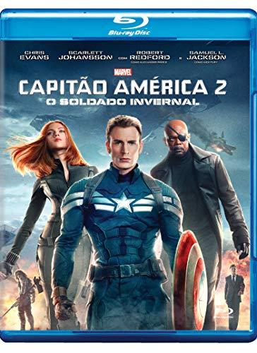 Capitão América. O Soldado Invernal [Blu-ray]