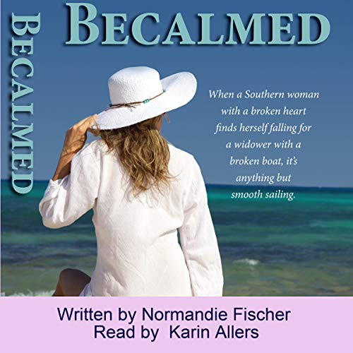 Becalmed audiobook cover art