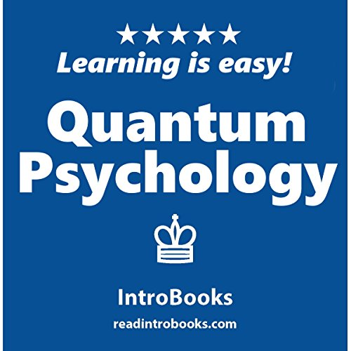 Quantum Psychology audiobook cover art