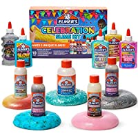 10-Count Elmer's Celebration Slime Kit
