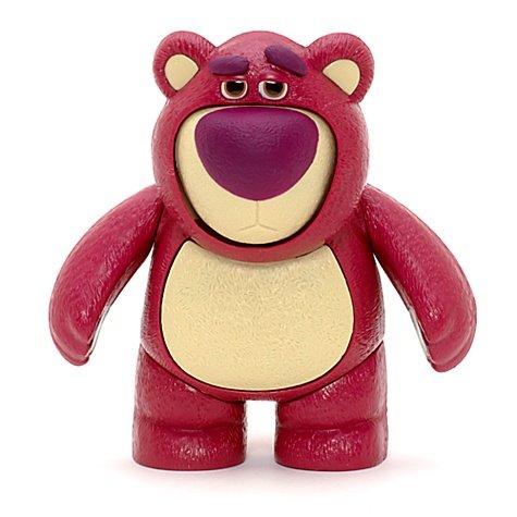 Disney Store Lotso action figure 16cm Toy Story 3 Buzz Bullseye orso