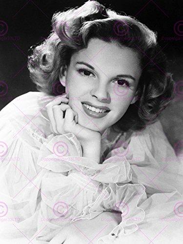 Doppelganger33 LTD Vintage Photography Hollywood Actress Judy Garland Star Canvas Art Print