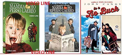 Mamma Ho Perso l'Aereo Mamma, Ho Riperso L'aereo, Io E Zio Buck (3 Film Dvd) Edizione Italiana