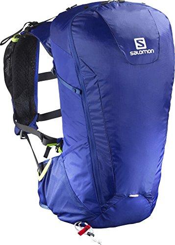 Salomon, 2in1Berg Aventura Mochila, 30L, 58x 26x 22cm, Peak 30, Azul/Verde, l39421800