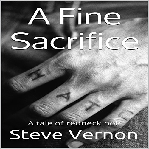 A Fine Sacrifice audiobook cover art