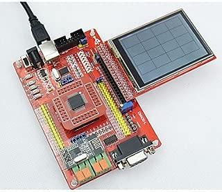HENG MSP430 Development Board MSP430F149 Microcontroller Minimum System Board Core Board Color Screen with USB Downloader