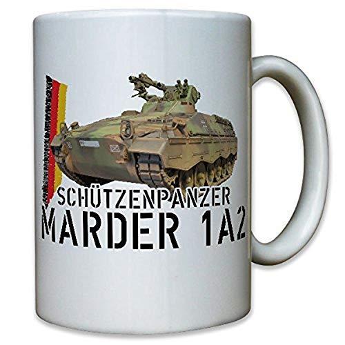 Schützenpanzer Marder 1A2 Panzer Panzergrenadiere Grenadier Bund - Tasse #10261