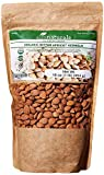 Bitter Apricot Kernels (1LB)-100% USDA Certified Organic Bitter Apricot Seeds (Free Electronic Book) – Raw Bitter Apricot Seeds - Made in Turkey