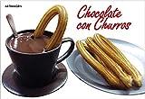 Postal Chocolate con Churros 16x11 cm.