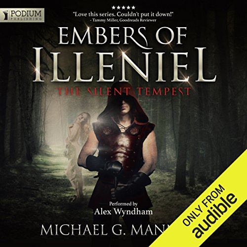 The Silent Tempest audiobook cover art