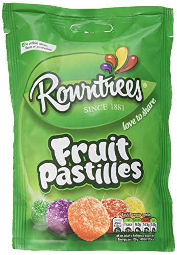 Rowntree's Fruit Pastilles (170g) by Groceries