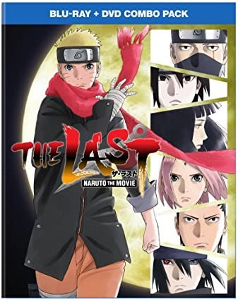Last The Naruto the Movie BD Blu ray product image
