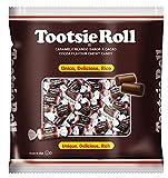 Caramelos TOOTSIE ROLL sabor a cacao - Bolsa 1 kg