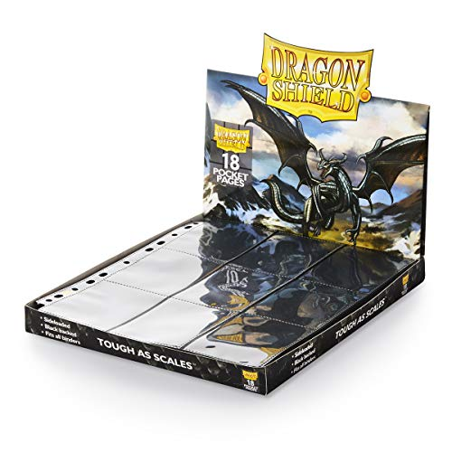 Dragon Shield Binder Pages