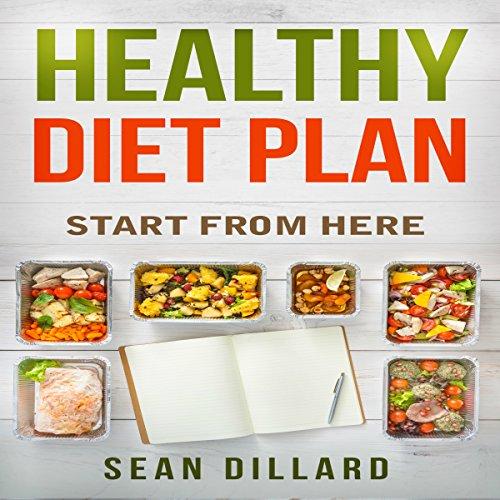 Healthy Diet Plan audiobook cover art
