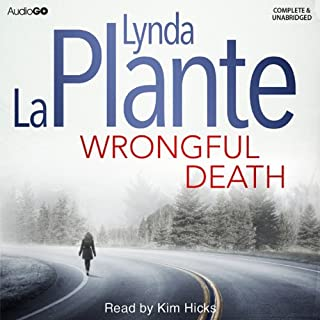 Wrongful Death: An Anna Travis Mystery cover art