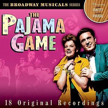 The Broadway Musicals: The Pajama Game (Original Cast Recordings)