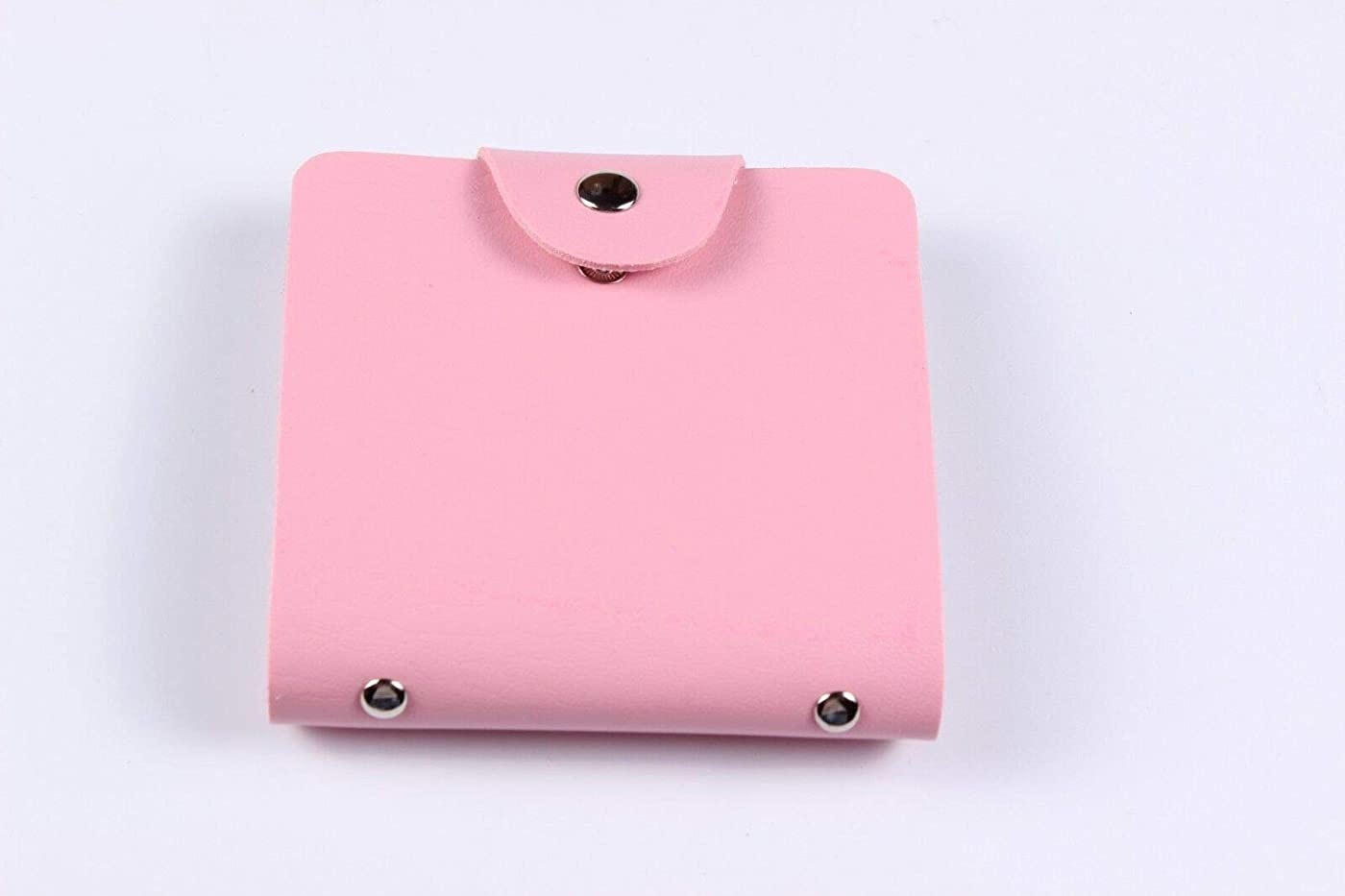おもちゃ拒絶がっかりするFidgetGear ネイルイメージスタンププレートスタンピングマニキュアネイルアートの装飾7.0 cmプレートオーガナイザー ライトピンク