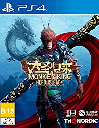 Physical PS4 version of Monkey King: Hero Is Back discounted to below $34