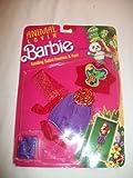 Barbie Animal Lovin Fashions - Exciting Safari Fashions & Fun - Circa 1988 by Mattel