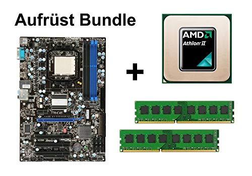 Aufrüst Bundle - MSI 770-C45 + Athlon II X2 240 + 16GB RAM #129099