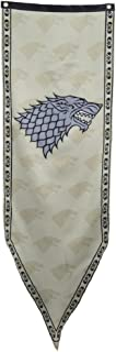 Game of Thrones House Stark Subliminal Lines Banner