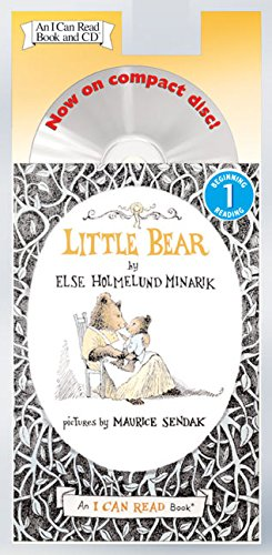 Little Bear Book and CD (I Can Read Level 1)の詳細を見る