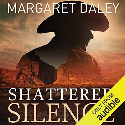 Shattered Silence audiobook cover art