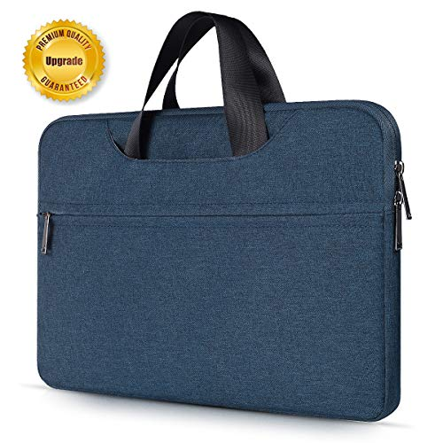 Laptoptasche für Acer Aspire E 15 / Chromebook 15 | Dell Inspiron 15 | Lenovo Yoga 710 / 720 / 730 15.6 | ASUS VivoBook F510UA, HP Toshiba MSI Chromebook Notebook Tablet Tasche, Marineblau