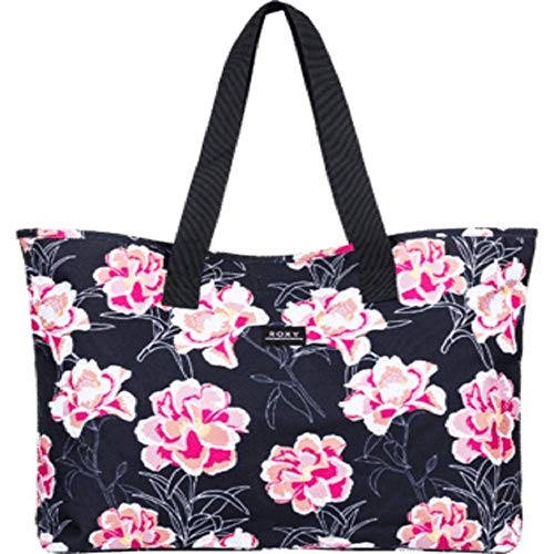 Roxy Wildflower Printed Large Tote Bag, North Atlantic Heritage Haw s