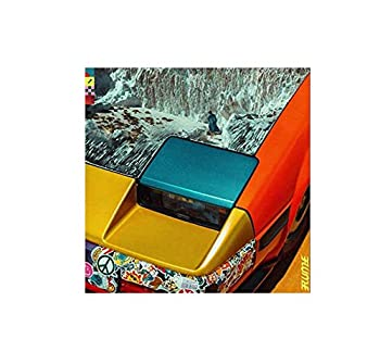 suuyar Flume Hi This is Flume Mixtape Album Cover Posters and Prints Wall Art Canvas Painting Home Wall Decor-60x60cm No Frame