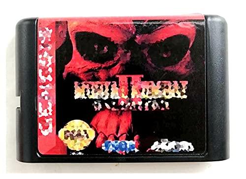 TYLJ MYBHD Mortal Kombat 2 Tarjeta de Memoria MD ilimitada de 16...