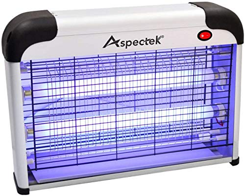 CSHBD 20W lumière UV pour Attirer Zap Insectes Volants Jouer Excellent rôle, Insecticide