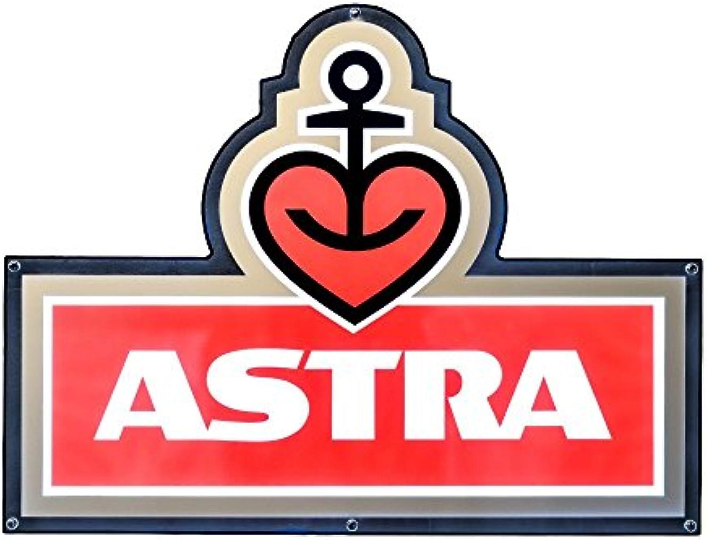 ASTRA BIER LED LEUCHTREKLAME 60 x 40 cm mit Dimmer