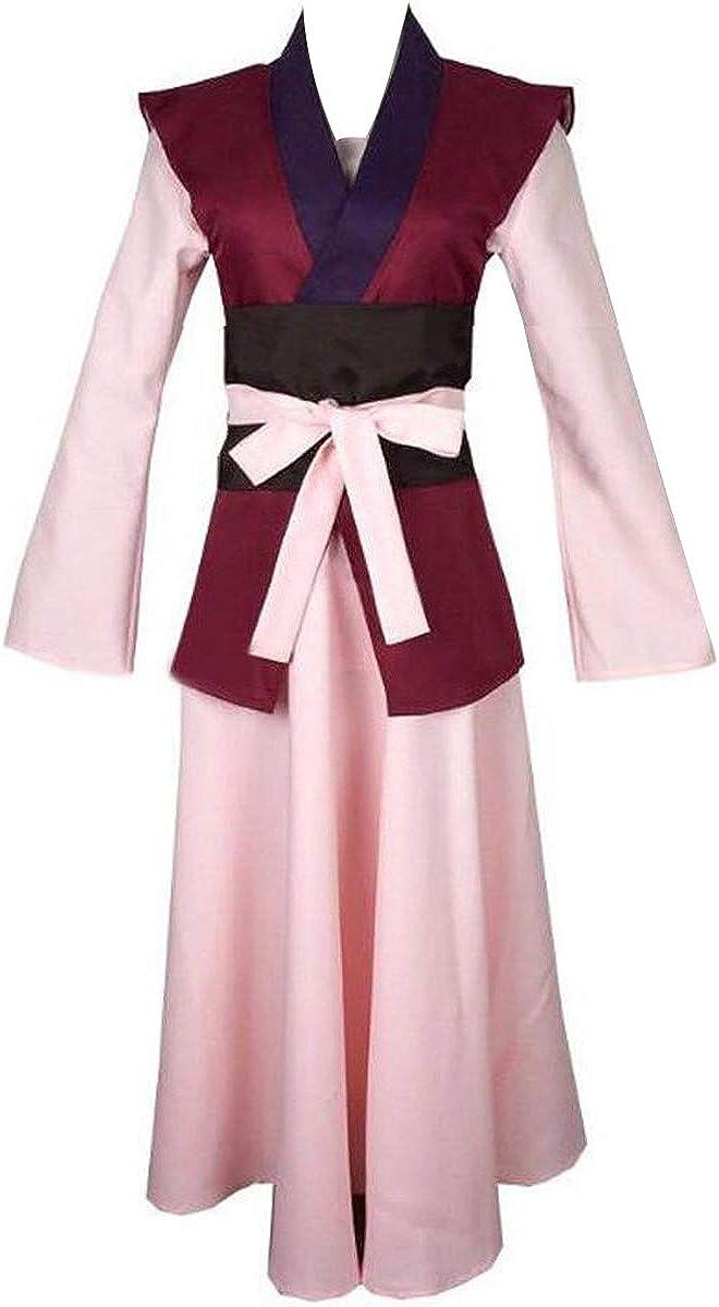 Amazon.com: Poetic Walk Akatsuki No Yona Yona Suit Cosplay Costume Outfit: Clothing