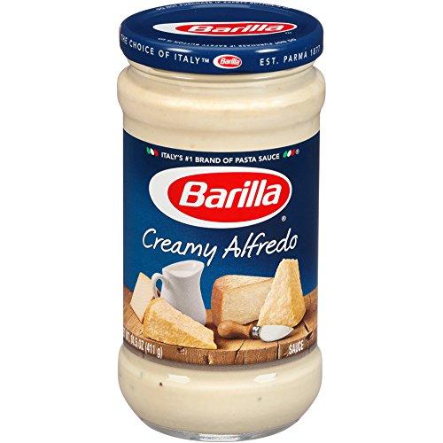 Barilla Pasta Sauce, Creamy Alfredo, 14.5 oz