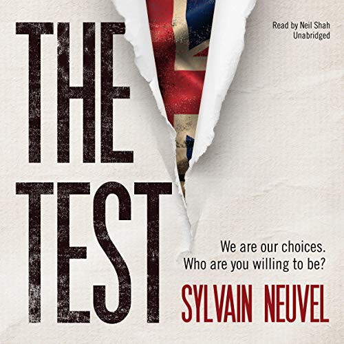 Page de couverture de The Test