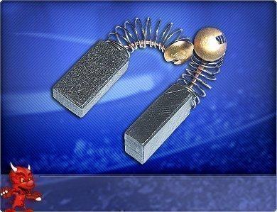 Spazzole Carbone Bosch Smerigliatrice Eccentrica Gex 125 a, Gex 125 AC, Gex 150 AC