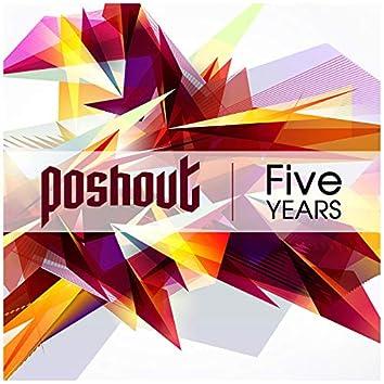 Five Years (Mixed Artist Album)