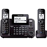 Best 2 Line Cordless Phones - Panasonic 2-Line Cordless Phone System with 2 Handsets Review