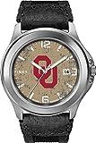 Timex Men's University of Oklahoma Sooners Watch Old School Vintage Watch