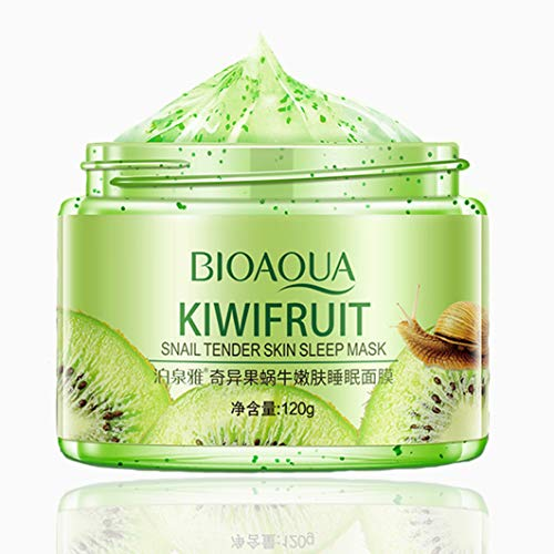 AJUMKER Cuidado de la piel Máscara de fruta Tratamiento para el acné...