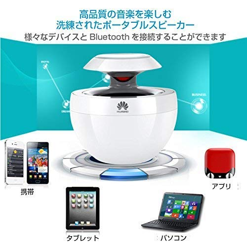 HUAWEI 2451800 Sphere Bluetooth Lautsprecher AM08 Universal Grün - 5
