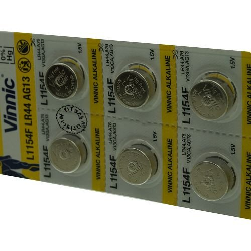 Otech Pack de 10 Piles Vinnic 4898338000542
