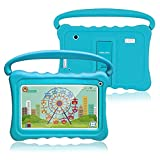 Tablet for Kids, Kids Tablet 7 Android 10 Kids Tablets for Toddlers 32GB Kids Pre-Installed Learning...