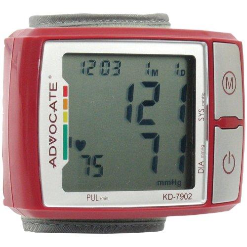 Buy Discount Advocate KD7902 Advocate Wrist Bp Monitor, OSFM