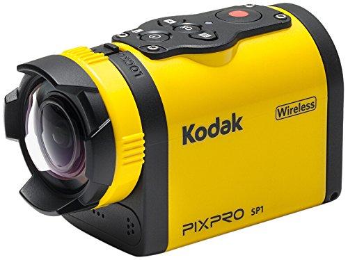 Kodak Pixpro SP1 - Cámara Deportiva (1080 píxeles, 15.31 Mpx, 0,1 GB)