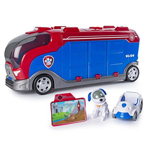 Spin Master- PAW PATROL MISSION CRUISER...