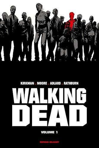 """Walking Dead """"Prestige"""" Volume 01"""